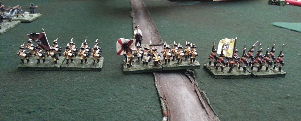 10mm miniatures prussians SYW advancing