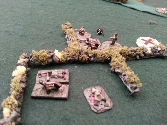 10mm figurines, WW2, wargame Chain of Command
