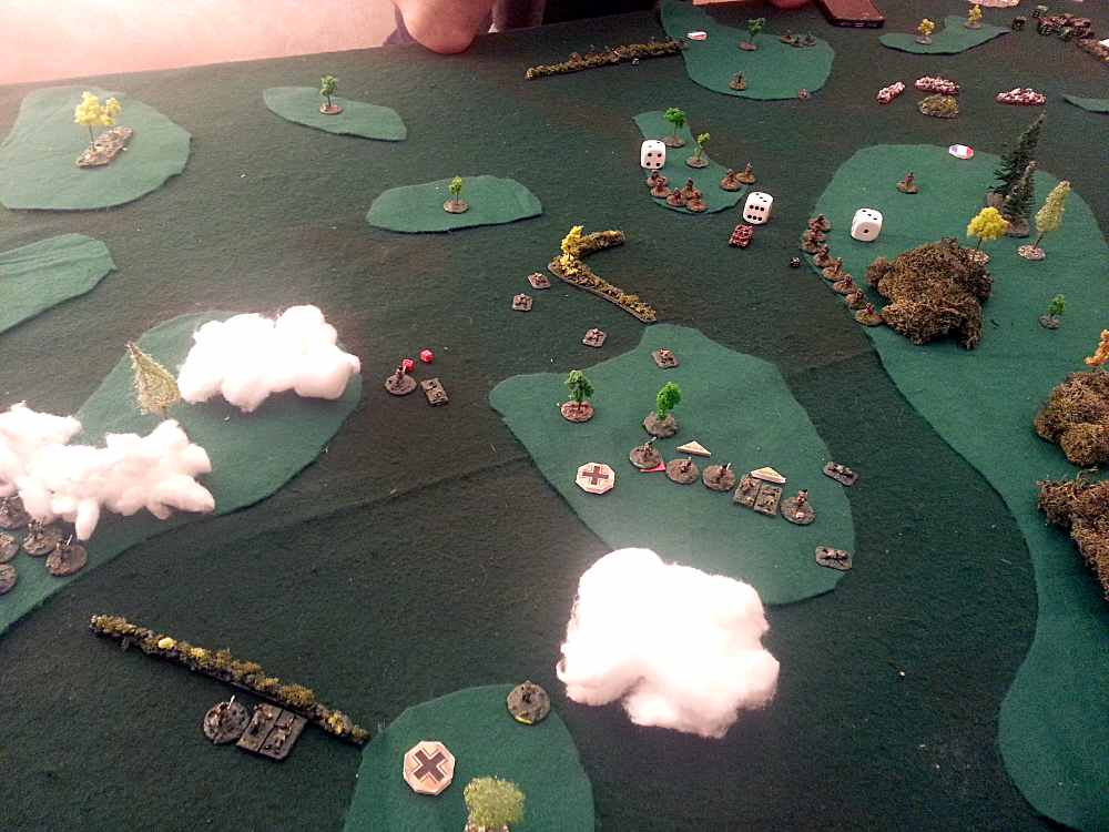 Chain of Command : pendraken 10mm minis : France 1940